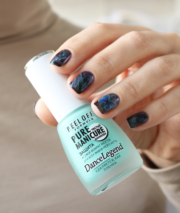 Dance Legend Pure Manicure