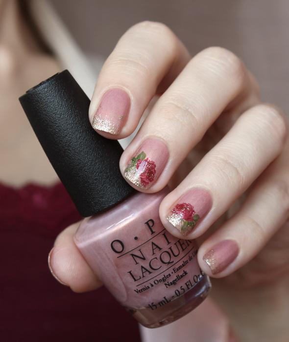 OPI Butterfly moment NL M14