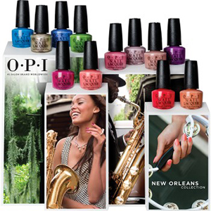 OPI New Orleans Spring/Summer 2016