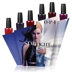 OPI Starlight collection 2016