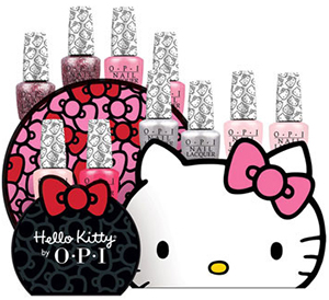 OPI Hello Kitty 2016