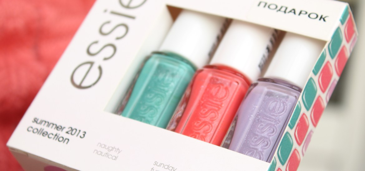 Essie Summer 2013 gift set – Mari\'s Nail Polish Blog