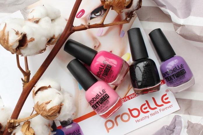Probelle Textured nail polish
