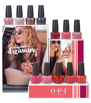 OPI California 2017