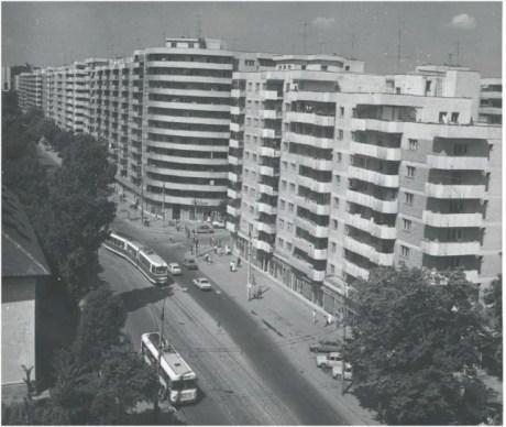 Bucuresti in anii 60-70