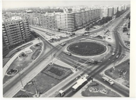 Intersectie Obor
