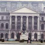 Bulevardul Regina Elisabeta, Universitatea din București