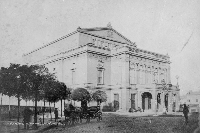 Teatrul National 1880