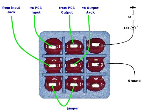 AMZ-FX Guitar Effects Blog » Blog Archive 3PDT Switch wiring - AMZ
