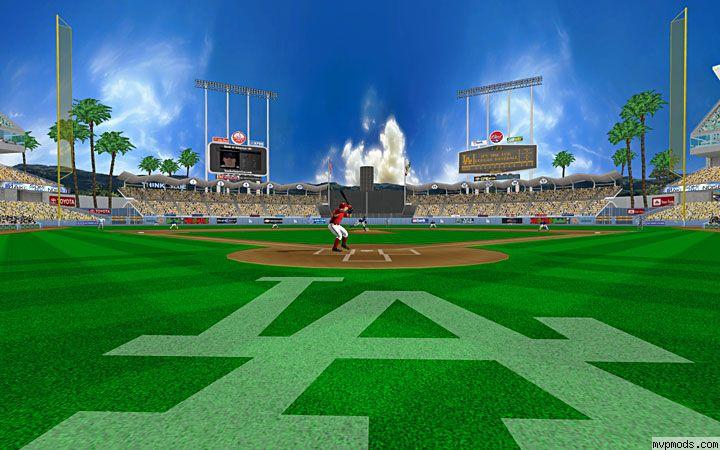Field Wallpaper Hd Dodger Stadium 2007 Stadiums Mvp Mods