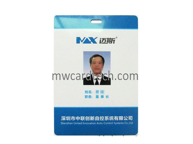 Customized student id cards for school inkjet printable -smart card