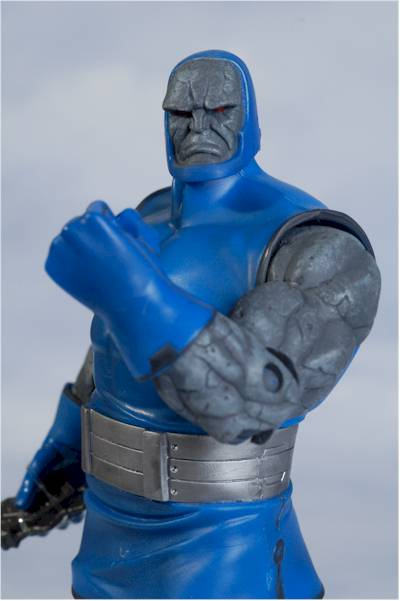 Dc Superheroes Darkseid And Brainiac Action Figures