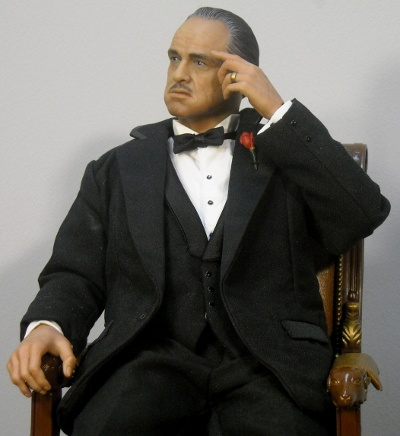 The Godfather Action Figure Another Pop Culture