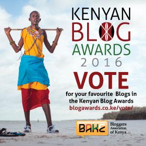 Vote Kenyan Blog Awards 2016