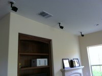 In Ceiling speaker installation | MW Home Entertainment Wiring