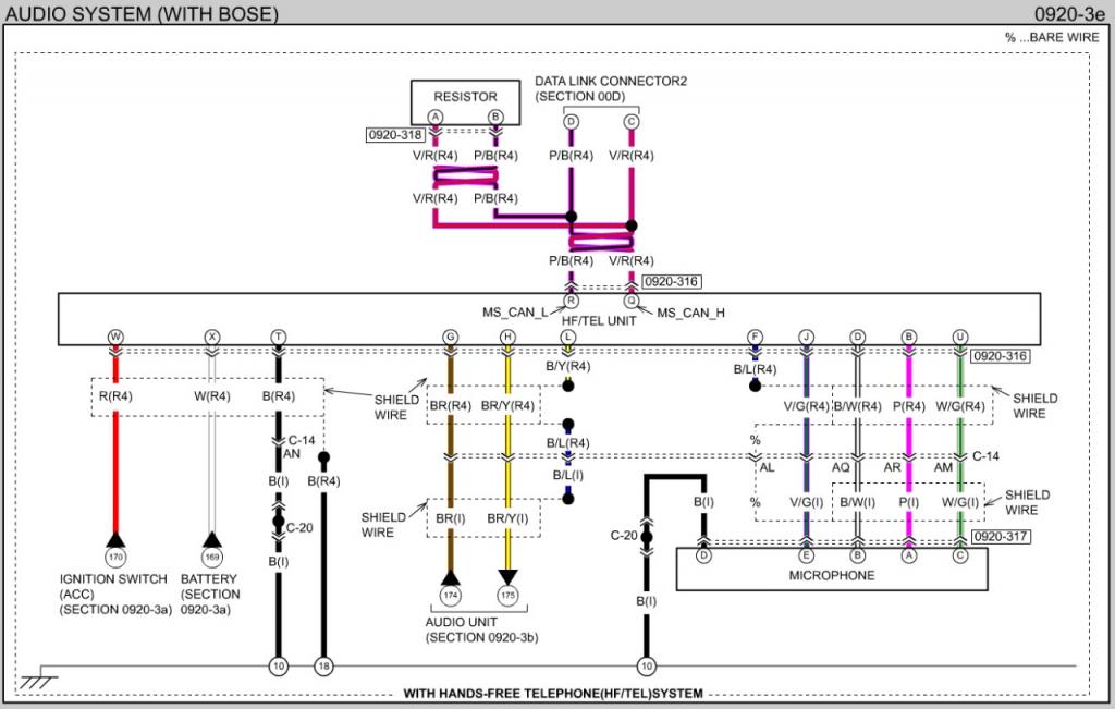 Mirage Speakers Schema Cablage Auto Electrical Wiring Diagram