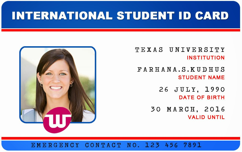 Student ID Card Suppliers in Ahmedabad MXI coders Pvt Ltd Blog - id card template