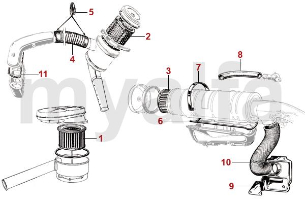 alfa romeo 145 fuel filter