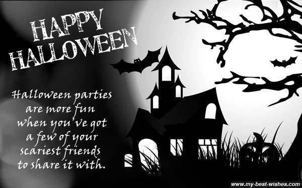 Quotes Wallpaper Zip Happy Halloween Greetings Send Halloween E Card Wish