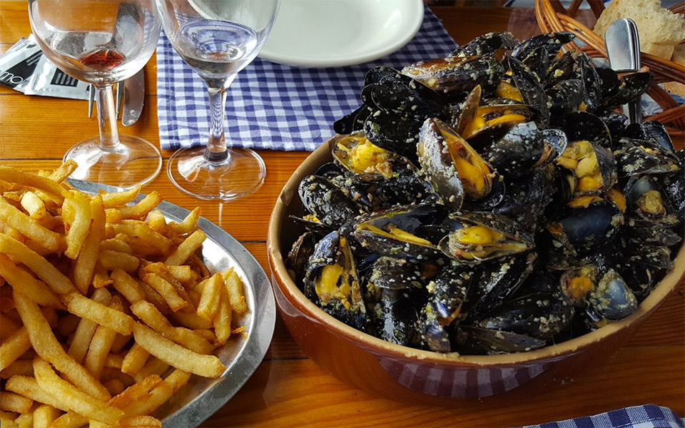 Chez Hortense Restaurant Cap Ferret Poissons Et Fruits