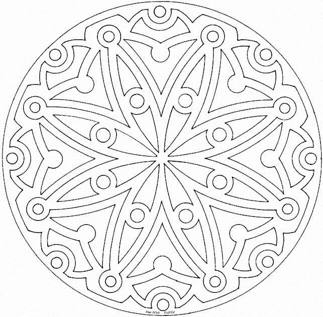 Free Printable Mandala Coloring Pages 101 Ideas Coloring - new elephant mandala coloring pages easy