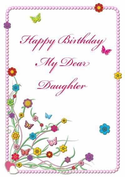 Printable Birthday Cards For Mom \u2013 gangcraftnet