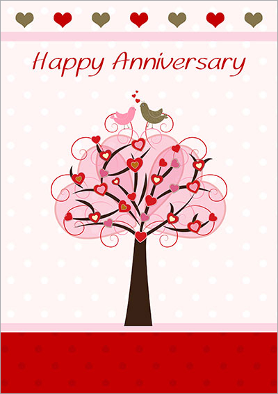 Free Printable Anniversary Cards - printable anniversary cards for him