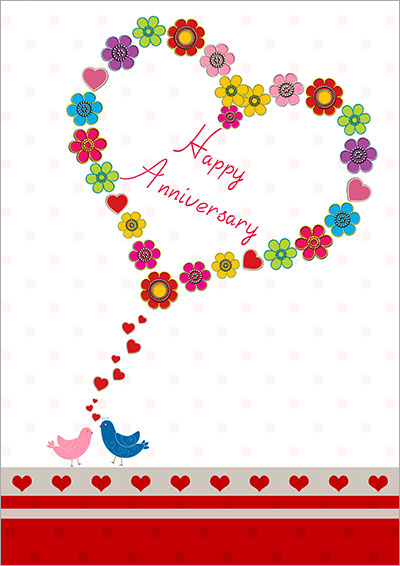 Free Printable Anniversary Cards
