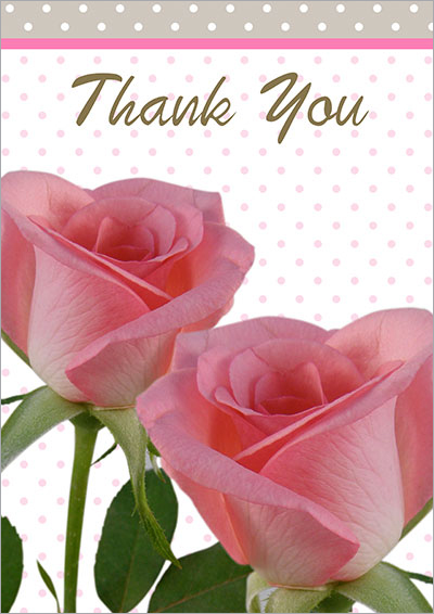 Printable Thank You Cards - free thank you cards