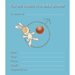Small Crop Of Baby Boy Shower Invitations