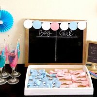 Gender Reveal Baby Shower Ideas - My Practical Baby Shower ...