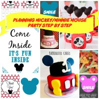 Mickey Mouse BabyShower Ideas - My Practical Baby Shower Guide