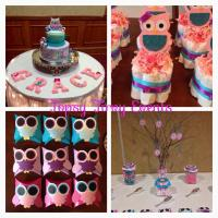 Owl Baby Shower Theme Ideas - My Practical Baby Shower Guide
