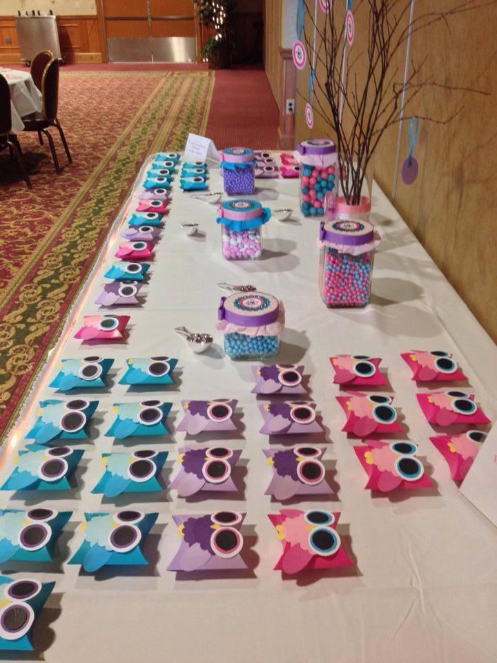 Baby Shower Food Ideas: Baby Girl Shower Ideas Owl Theme