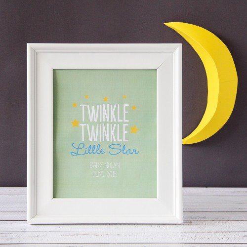 Twinkle Twinkle Baby Shower Ideas - My Practical Baby Shower Guide