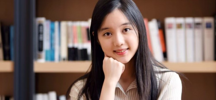 女子圍棋最強戰奪冠!圍棋甜心 ~ 俞俐均 ☆ 從棋盤中體現人生