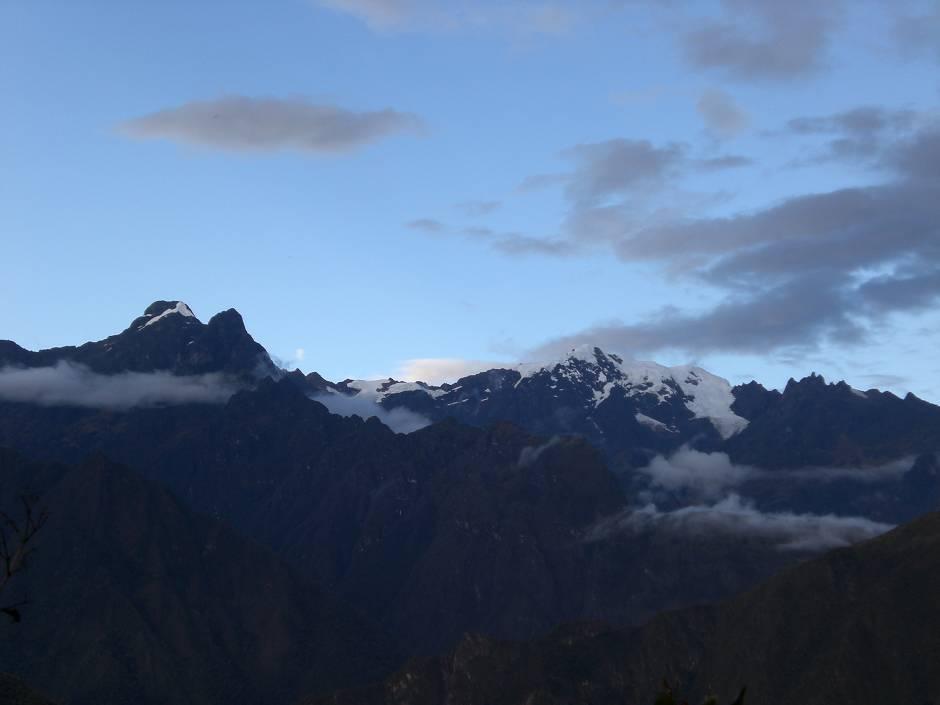 Glaciar views on day 3