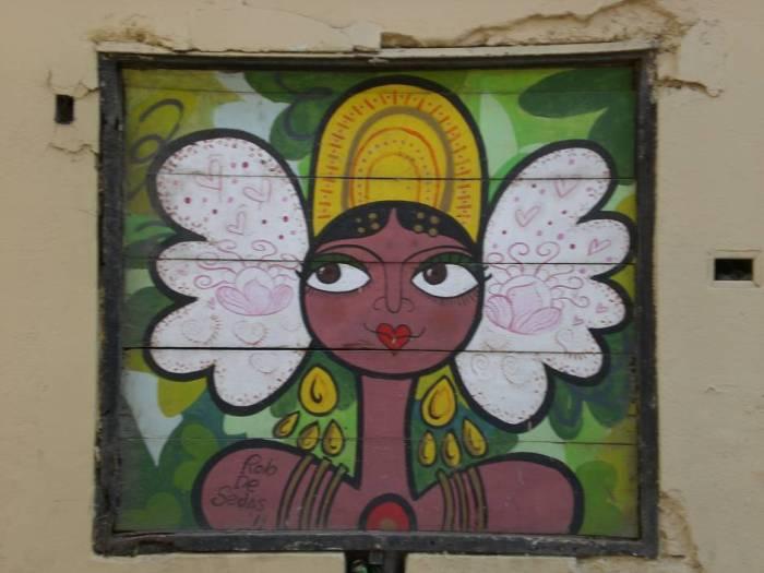 Things to do in Panama City: walk around Casco Viejo to enjoy its street art