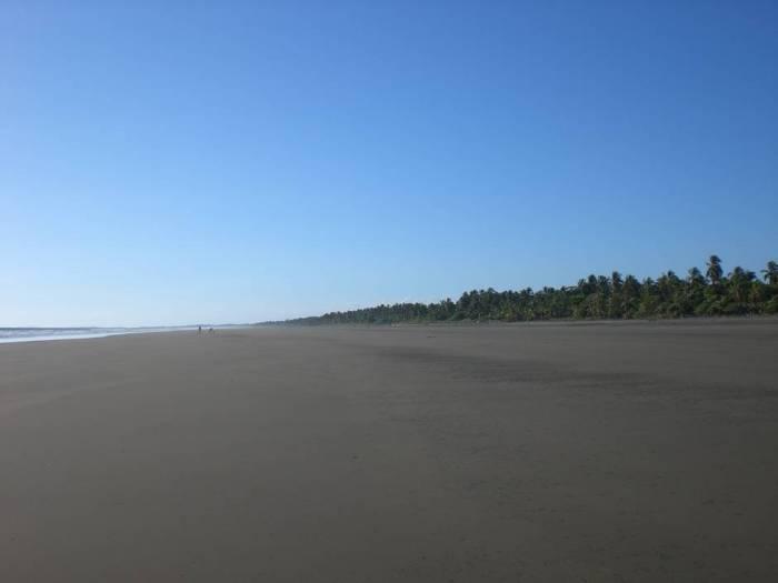 Best beaches in Panama - Playa Las Lajas