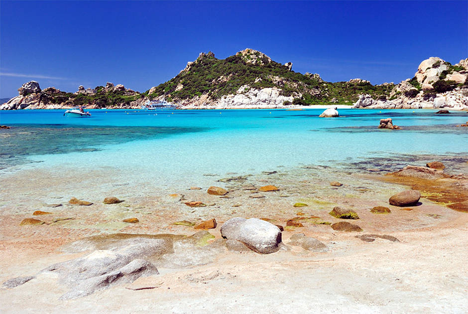 Can you deny Spargi is one of the best beaches in Sardinia?