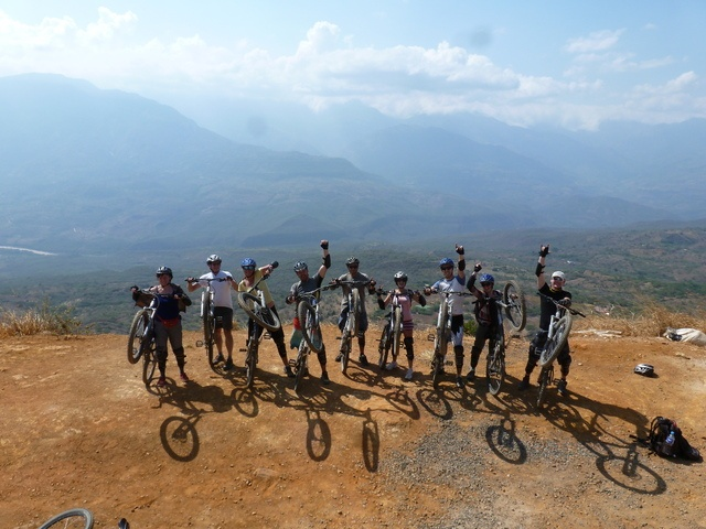What do to in Colombia: become a Colombian Bike Junkie