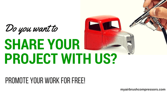 Do you want to share your work?