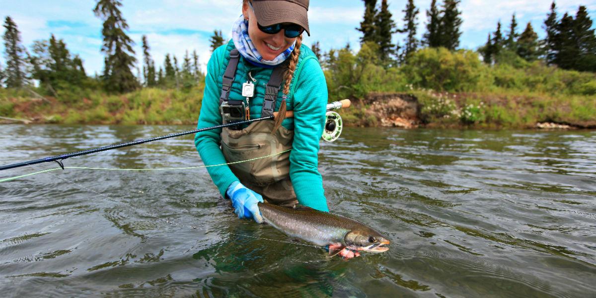 Alaska Fishing for Dolly Varden My Alaskan Fishing Trip