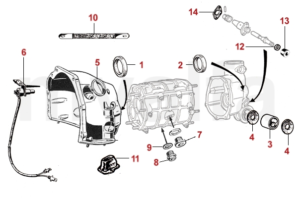alfa romeo 164 engine wiring diagram