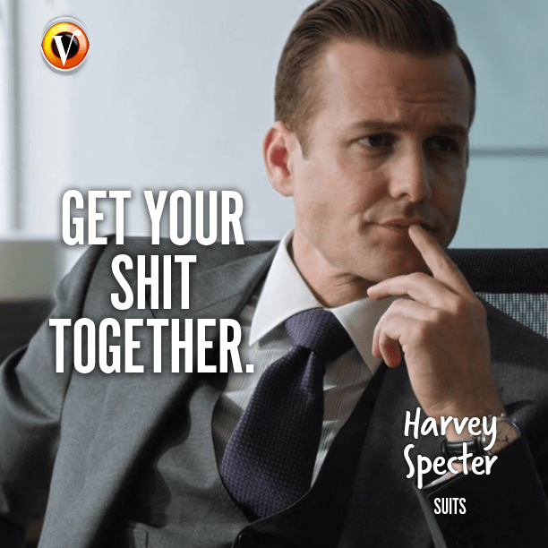 Harvey Specter Quotes Wallpaper Iphone 14 Career Lessons You Can Take From Harvey Specter Suits
