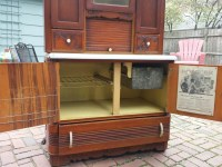Hoosier Cabinet Like. Value?   My Antique Furniture Collection