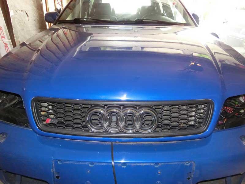 My Audi S4 Audi B5 S4