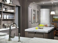 Grey Kitchen Cabinets Awesome 7 Design Ideas