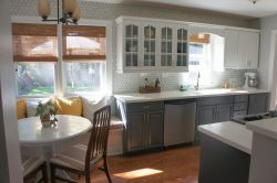 Small Of Grey Kitchen Cabinets
