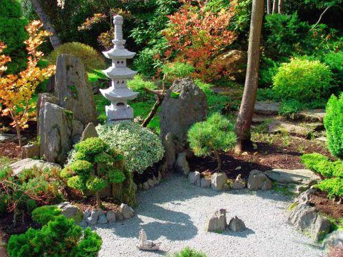 Medium Of Garden Backyard Designs